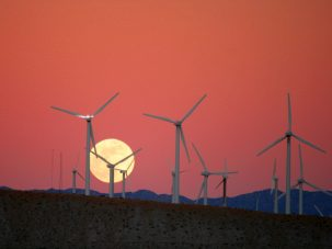 Wind energy was responsible for 88,000 U.S. jobs in 2015. Photo: Chuck Coker