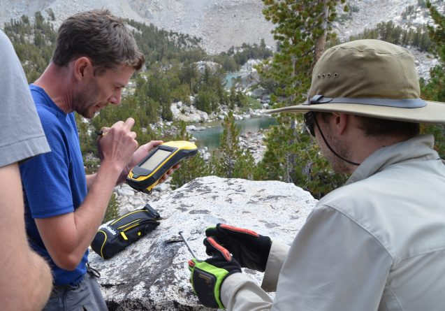 Putnam studies glaciers around the world, part of an effort to understand past climate change and the potential impacts of warming today.