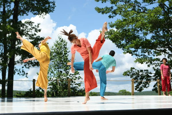 Jacob's Pillow Dance, a lending client of Nonprofit Finance Fund [Photo credit: Dave Read]