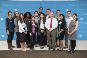 NASPAA competition to come up with a solution to solve World Hunger by 2030, held at Sipa