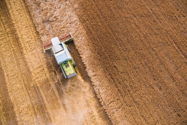 combine-harvester-at-work-from-birds-eye-view-2-picjumbo-com