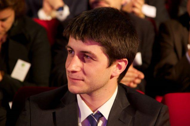 Vincent Aurez, Ernst & Young Consultant