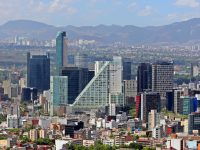 With 9 million residents, Mexico City has a huge water demand but many problems providing enough for all of its citizens. Photo: tourist-destinations.com