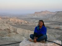 Current MPA-ESP Student Tiara Cunningham writes about her experience traveling to Israel with SIPA's Israel Environmental Delegation.