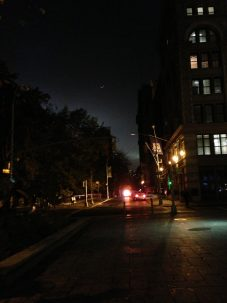 NYU kept the lights on during Superstorm Sandy Photo: Teri Tynes