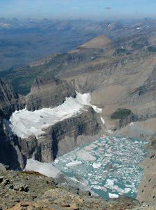 Grinnell Glacier, 2009 Glacier National Park