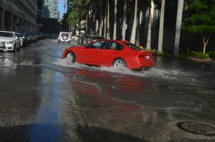 Miami, FL is already dealing with sea level rise