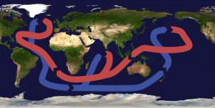 The Global Ocean Conveyor
