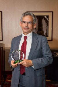 michael gerrard with award