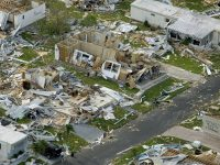 homes destroyed by hurricane