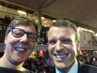 Alessandra Giannini and Emmanuel Macron aim to make our planet great again