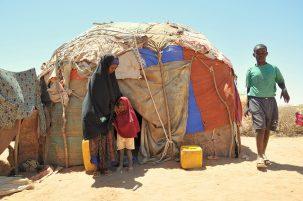 somalian family climate migrants