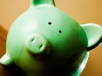 green piggybank sustainable investment