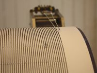 seismograph could record hurricane intensity