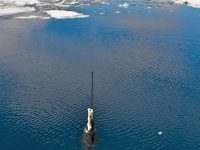 argo ship ocean freshening