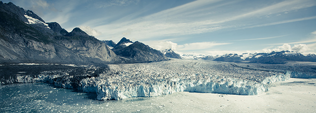 Columbia Glacier, 2014; photo Simon Dubreuil