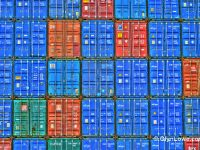 shipping containers green imports index