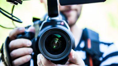 Film and TV, Camera