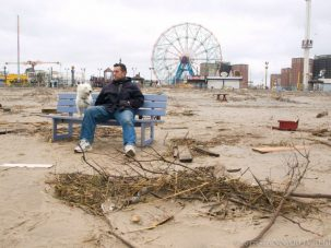 Hurricane Sandy, New York Superstorm, Coney Island