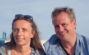 Gisela Winckler and Joerg Schaefer
