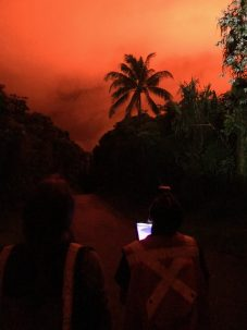 tracking lava flows in the kilauea eruption
