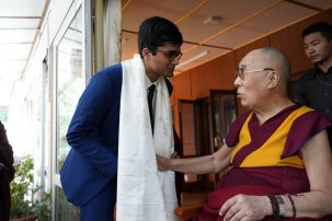 An Unforgettable Meeting with the Dalai Lama