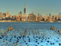 nyc water sea level rise
