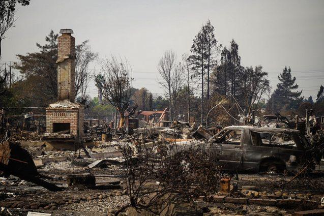 wildfire california