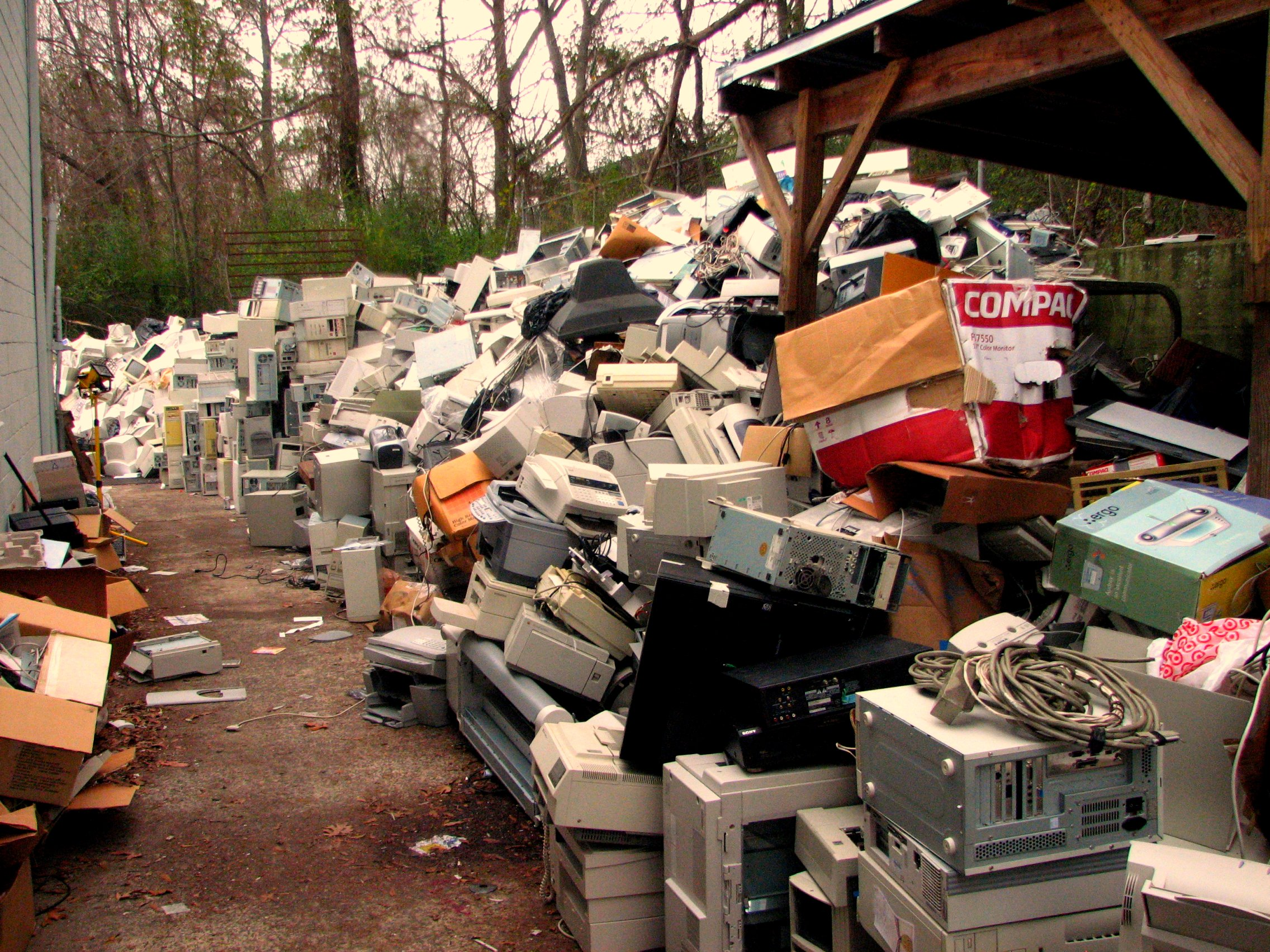 What Can We Do About The Growing E Waste Problem No Disassemble Stephanie Because To Be Disassembled Is Dead That