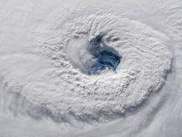 eye of hurricane florence