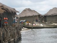 fishing village in sierra leone