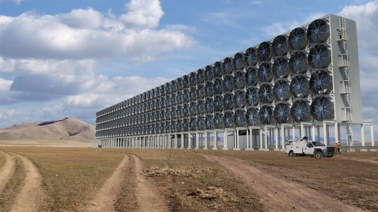 Can Removing Carbon From the Atmosphere Save Us from Climate Catastrophe?