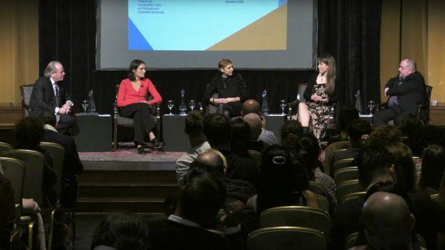 circular economy panel discussion