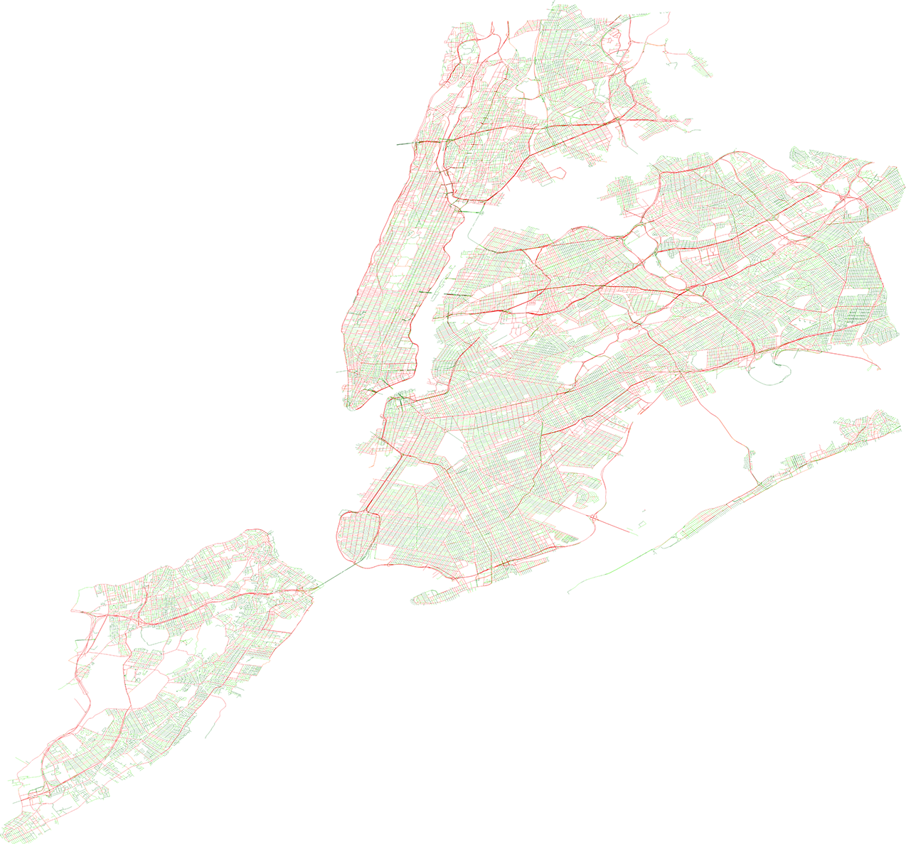 NYC Snow Plow Map
