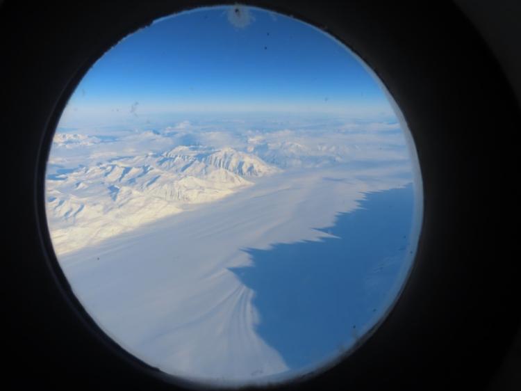 antarctica view