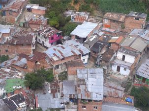 comuna from above