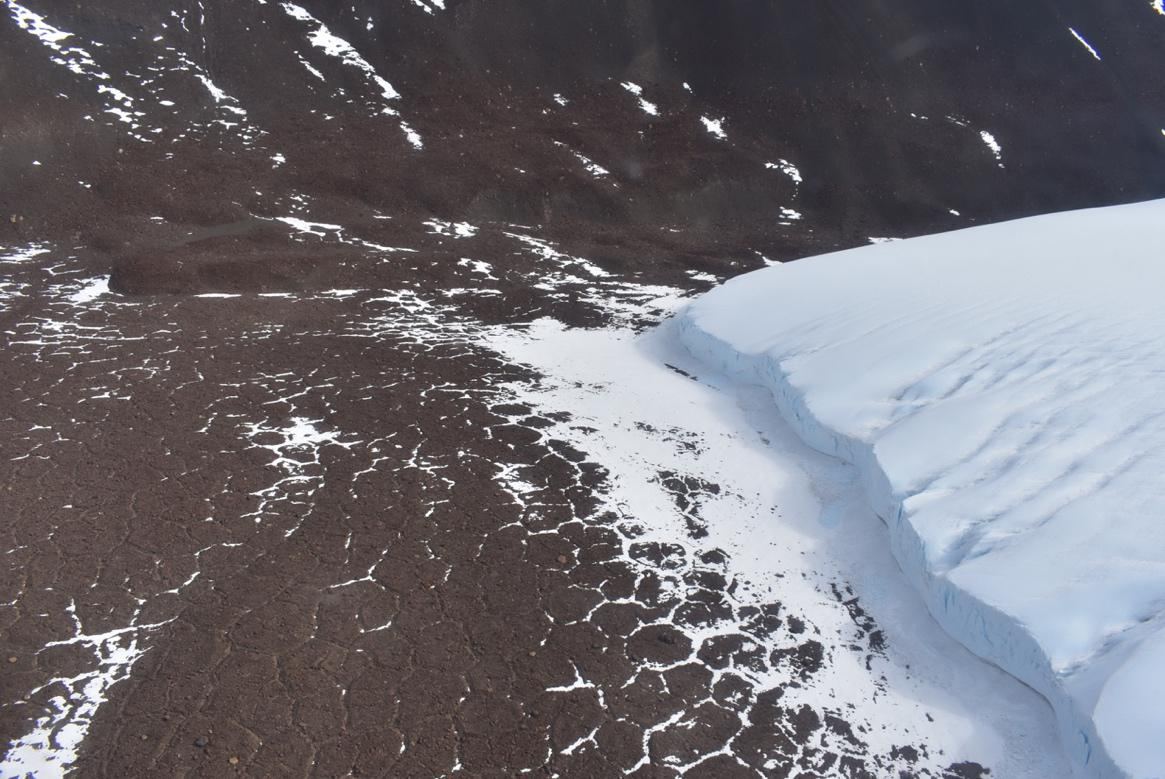taylor glacier sublimation