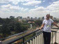 Jacqueline Klopp in Nairobi