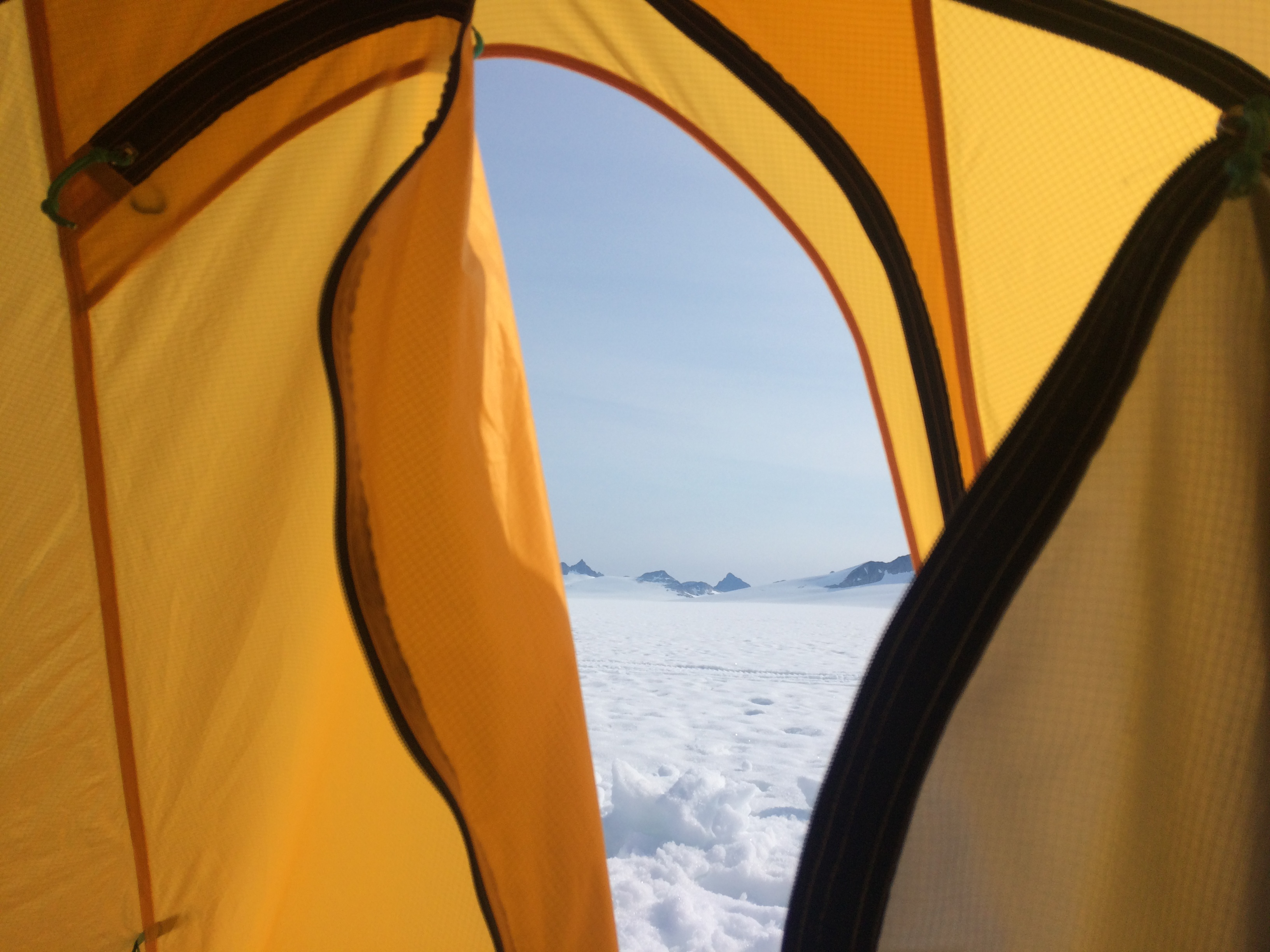 View_from_inside_a_sleep_tent_on_the_divide