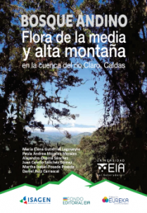 book cover for Bosque Andino