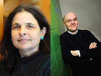 Rosanne D'Arrigo and Lorenzo Polvani