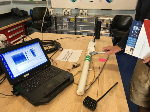 magnetometer demo