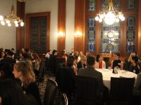 Students Meet Industry Experts At Sustainability Careers Reception