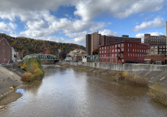 river in johnstown