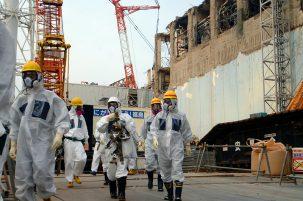 IAEA Experts at Fukushima. IAEA Imagebank