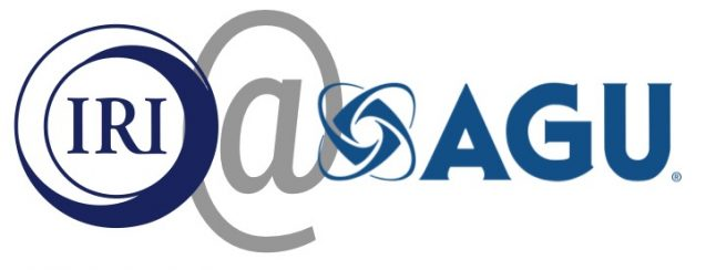 IRI at AGU logo