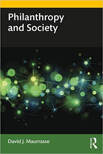 philanthropy and society book cover
