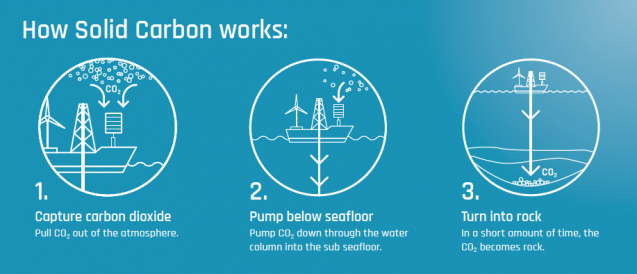 solid carbon informational graphic