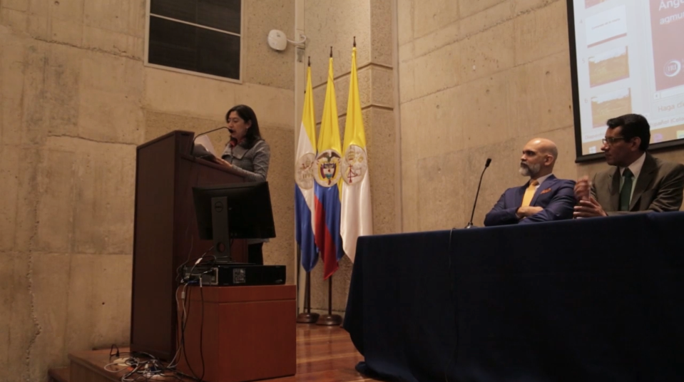 Video: Launch of NextGen Climate Forecasting System in Colombia