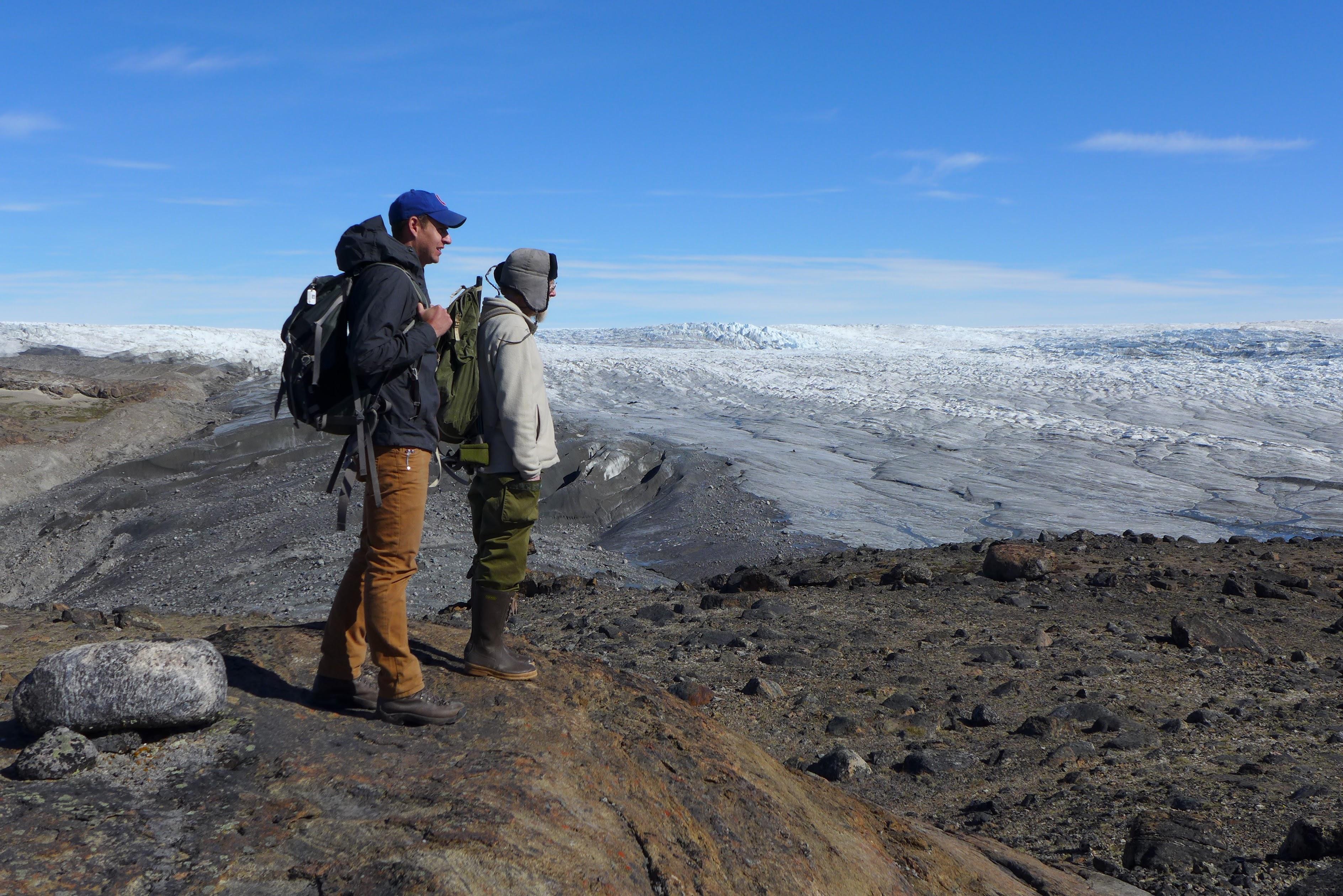 Greenland Lost Ice
